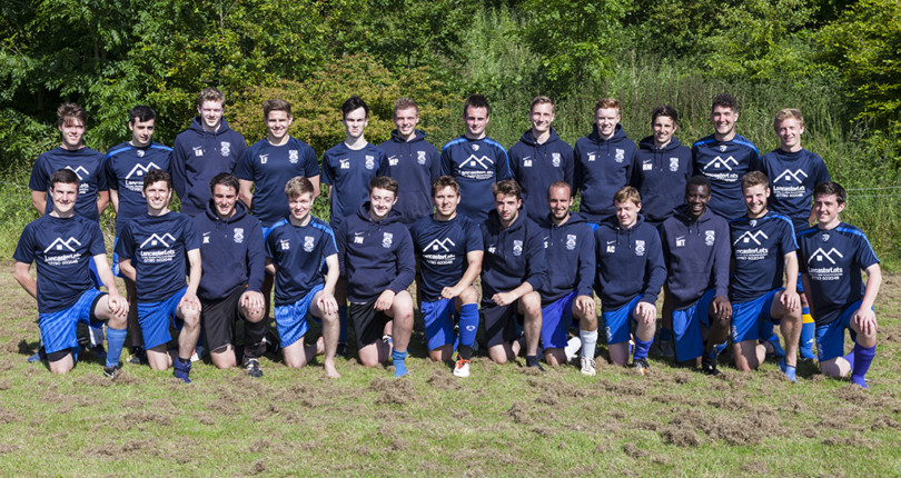 Proud sponsors of County College FC