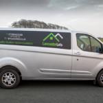 Lancaster Lets New Van for 2014